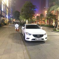 Mazda 6 Trắng